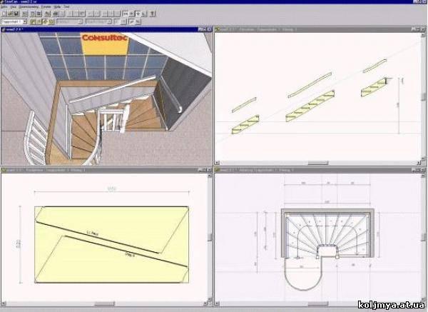 Программу Для Моделирования Лестниц